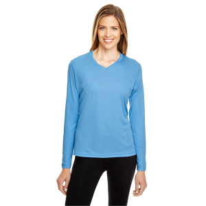 Team 365 Ladies' Zone Performance Long Sleeve T-Shirt
