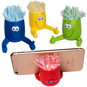 MopTopper™  Eye-Popping Phone Stand