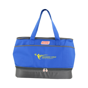 Coleman® Dual Compartment Cooler