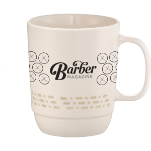 Call to Action See-Through Ceramic Mug - 16 oz