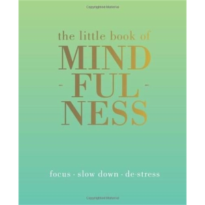 The Little Book of Mindfulness (Focus. Slow Down. De-stress.)
