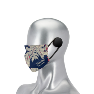 Phoenix 2-Ply Dye-Sublimated Face Mask