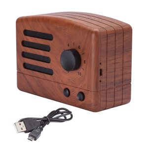 Vintage Retro Bluetooth Speaker